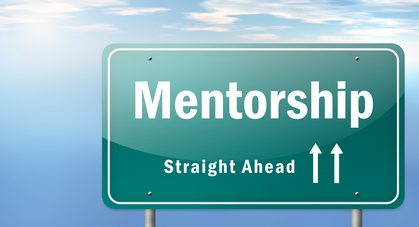 Mentorship straight ahead
